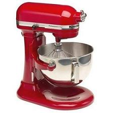kitchenaid pro series empire red